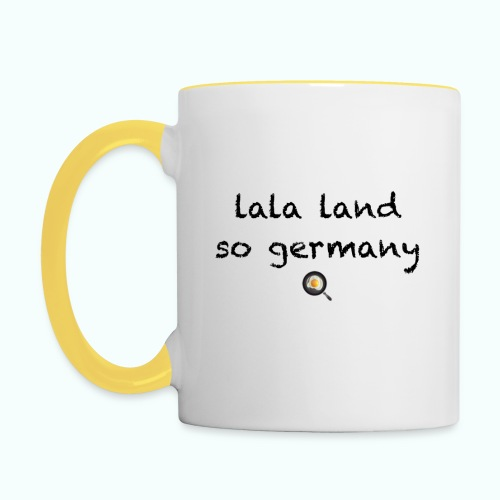 lala land germany - Contrasting Mug