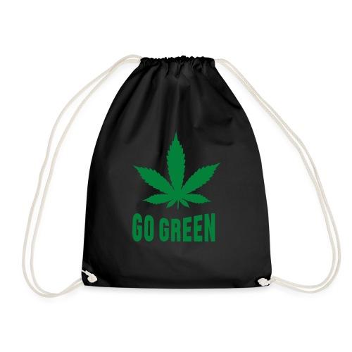 Turnbeutel - Weed Go Green www.paloozaparty.de https://www.spreadshirt.de/user/dk-design