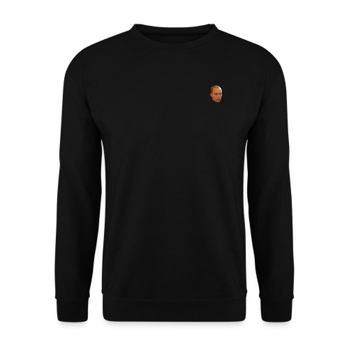 Men's Sweatshirt : black - Men's Sweatshirt
