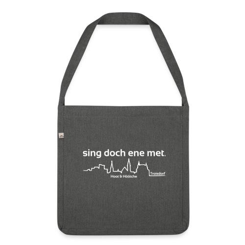 Hoot & Höötche Büggel - Schultertasche aus Recycling-Material