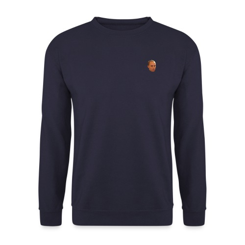 Men's Sweatshirt : navy - Men's Sweatshirt