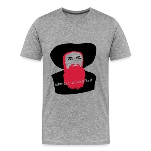 Andreas Hofer - Tirol - Männer Premium T-Shirt