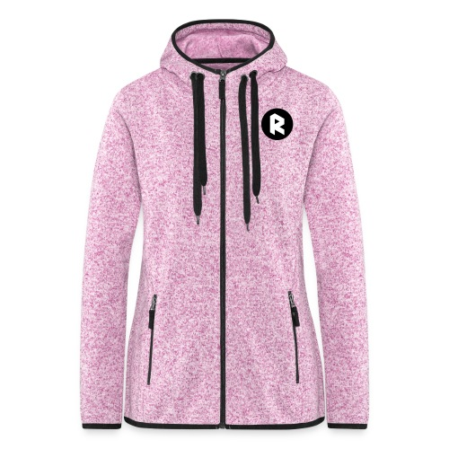 Womens Fleece Double Sided - Women's Hooded Fleece Jacket