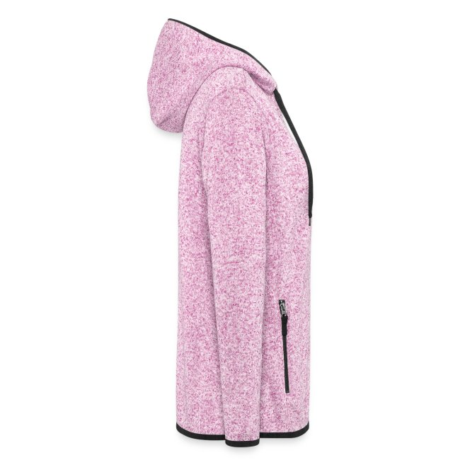 Womens Fleece Double Sided