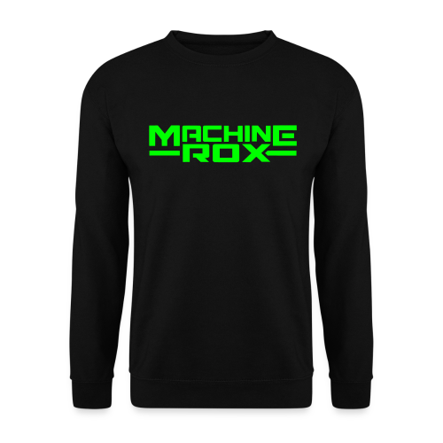 MACHINE ROX - Men's Sweatshirt