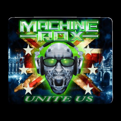MACHINE ROX - Mouse Pad (horizontal)