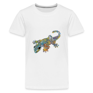 lizard #1 Shirts - Teenage Premium T-Shirt