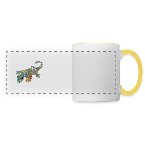 lizard #1 Mugs & Drinkware - Panoramic Mug