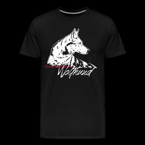 tschechoslowakischer Wolfhund (TWH) - Männer Premium T-Shirt