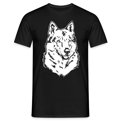 tschechoslowakischer Wolfhund (TWH) - Männer T-Shirt