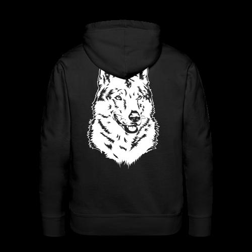 tschechoslowakischer Wolfhund (TWH) - Männer Premium Hoodie