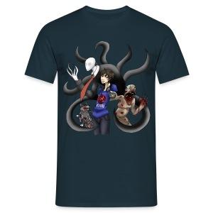 Favij's Horror Team 2  - Maglietta da uomo