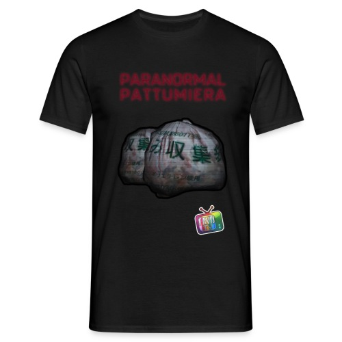 Paranormal Pattumiera! - Maglietta da uomo