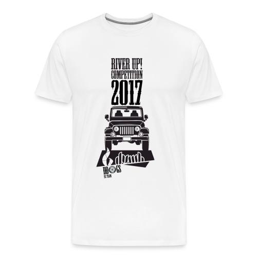 Basic Shirt RUC2017 - Männer Premium T-Shirt