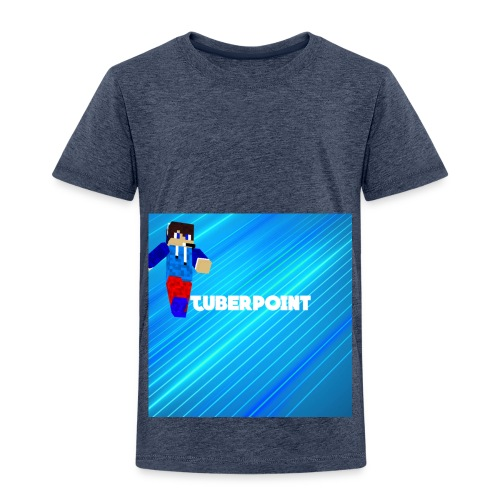 FAN SHIRT LOGO TUBERPOINT  - Kids' Premium T-Shirt