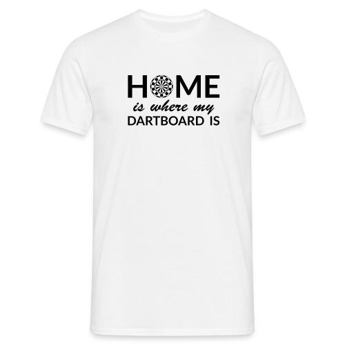 Dartshirt - Männer T-Shirt