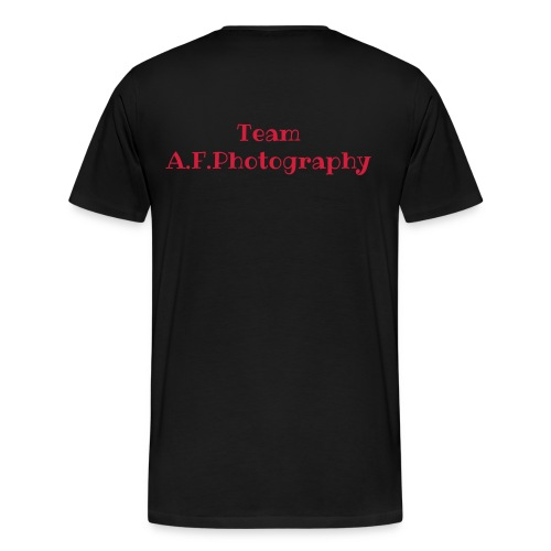 Team A.F.Photography - Männer Premium T-Shirt