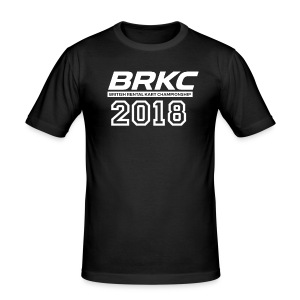 Official 2018 BRKC T-Shirt - Men's Slim Fit T-Shirt