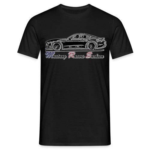 Männer T-Shirt Digitaldruck vorn - Männer T-Shirt