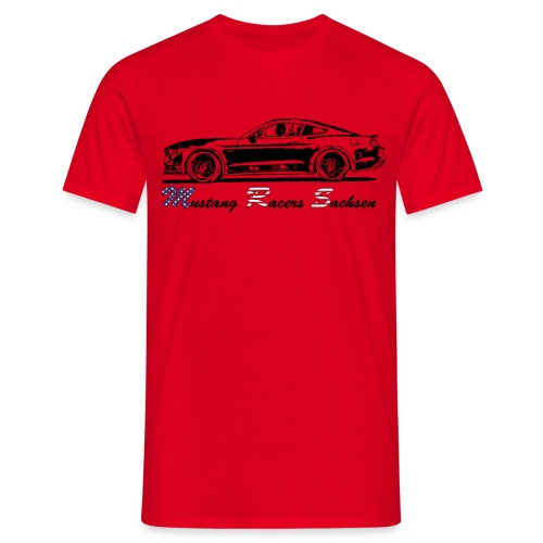 Männer T-Shirt, Digitaldruck vorn - Männer T-Shirt