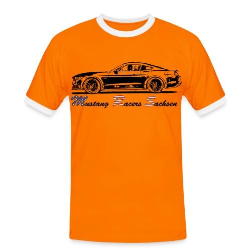 Männer T-Shirt Digitaldruck - Männer Kontrast-T-Shirt