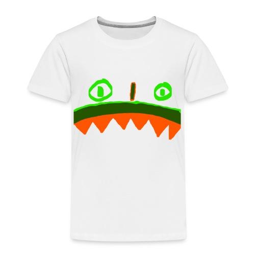 Zähnchen - Kinder Premium T-Shirt