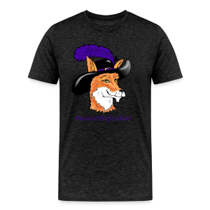 Menswear The Fox Hat T-Shirt - Men's Premium T-Shirt