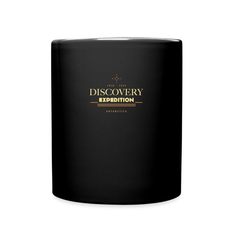 The Discovery Expedition 1910 - 1913 - Full Colour Mug