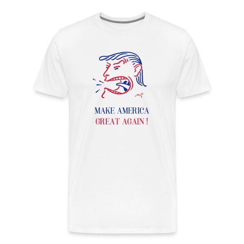 Make America Great Again! - Männer Premium T-Shirt