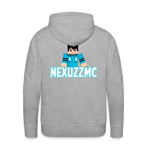NexuzzMC  Hættetrøje - Herre Premium hættetrøje