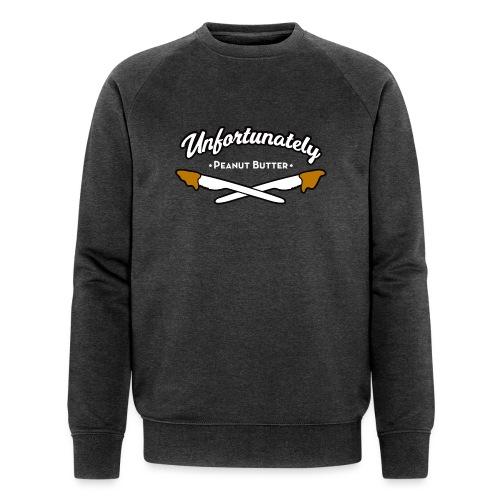 Peanutbutter mannen sweater bio - Mannen bio sweatshirt van Stanley & Stella