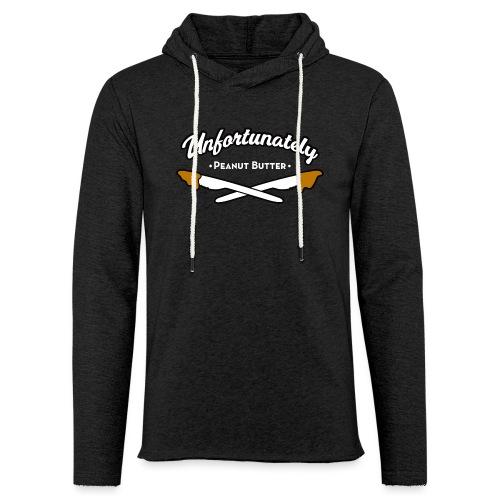 Peanutbutter unisex lichte hoodie - Lichte hoodie unisex
