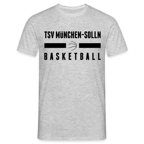 Männer-T-Shirt Standard mit eigenem Namen auf der Rückseite - Männer T-Shirt