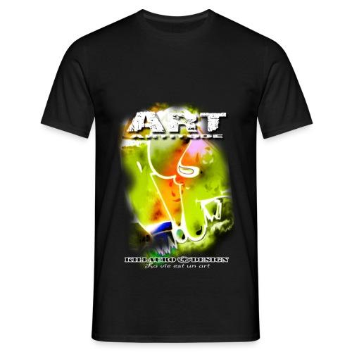 TSAR46H - T-shirt Homme