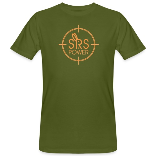 Mens Green Tee - Men's Organic T-Shirt