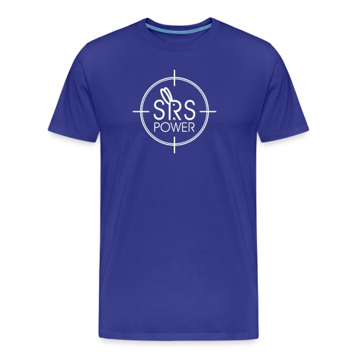 Mens Blue Tee - Men's Premium T-Shirt