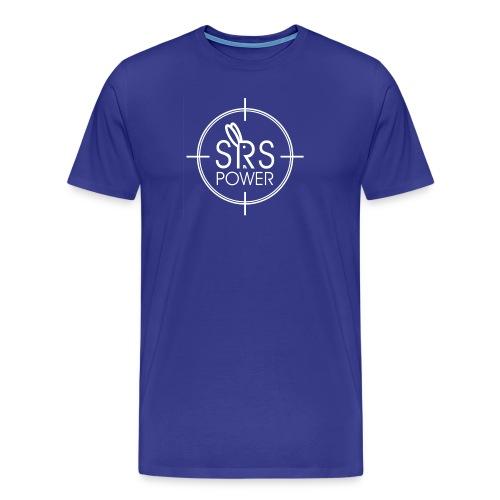 Mens Blue Tee - Men's Premium T-Shirt