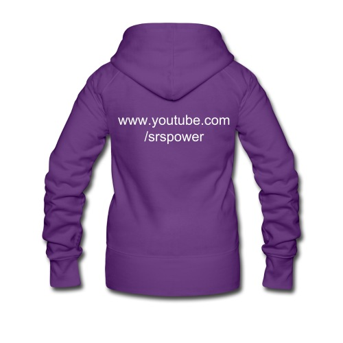 Womens Hoodie - Women's Premium Hooded Jacket