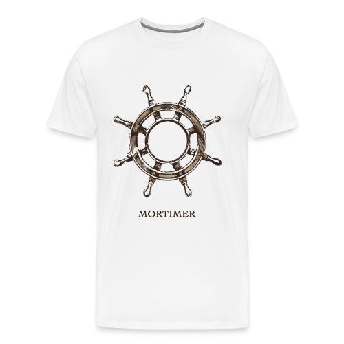 Mortimer McCarthy - Men's Premium T-Shirt