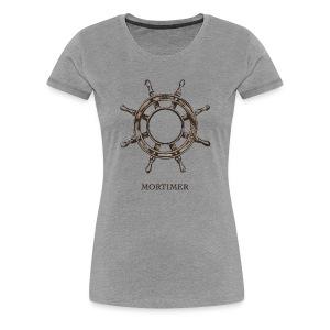 Mortimer McCarthy - Women's Premium T-Shirt