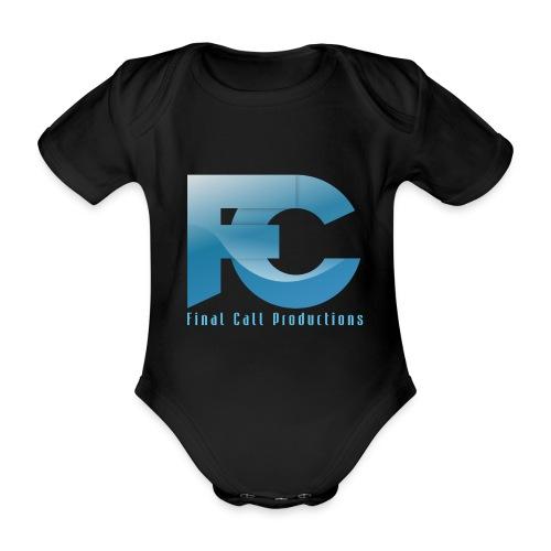 FCP Baby Vest - Organic Short-sleeved Baby Bodysuit