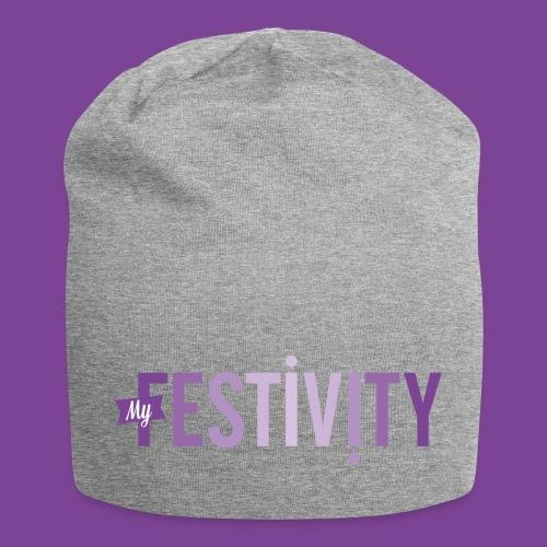 Bonnet MYFESTIVITY - Bonnet en jersey