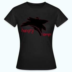 hungry vamp - Frauen T-Shirt