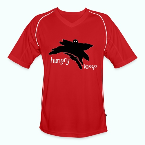 hungry vamp - Men's Football Jersey