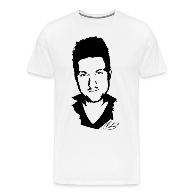 MF T-Shirt PREMIUM Men - logo/schwarz
