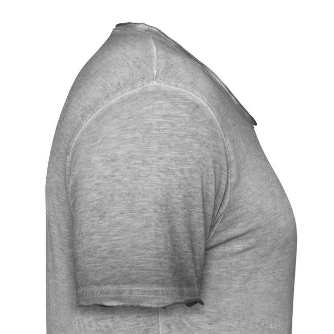 MF T-Shirt VINTAGE-look Men - logo/schwarz