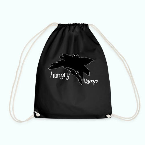 hungry vamp - Drawstring Bag