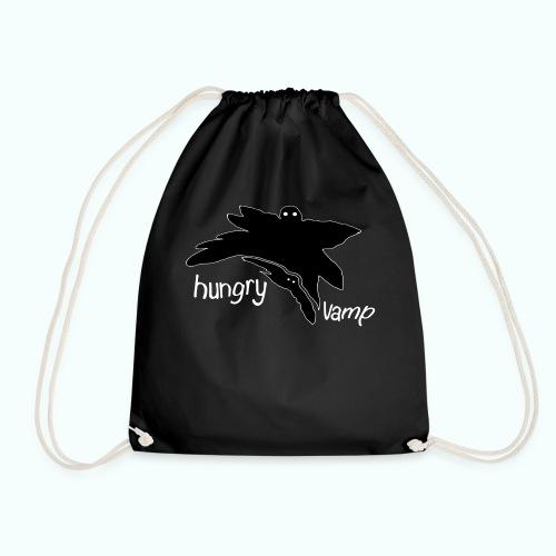 hungry vamp - Drawstring Bag