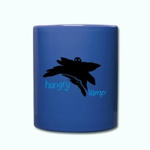 hungry vamp - Tasse einfarbig