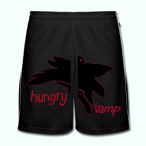 hungry vamp - Men's Football shorts